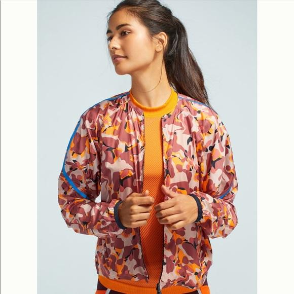 Adidas by Stella McCartney Jackets & Blazers - Adidas by Stella McCartney Run Jacket